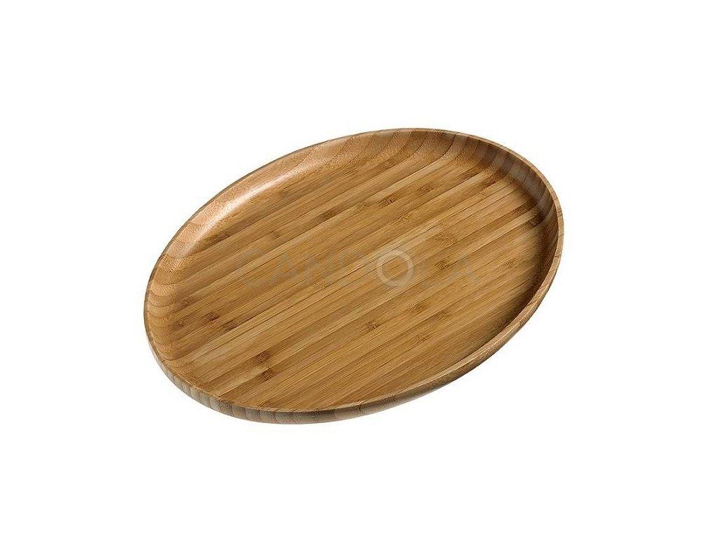 S0123 S0124 S0125 Leone bamboo oval tray bali bambusovy dreveny ovalny podnos 1