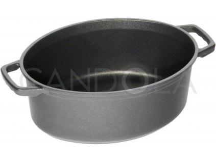 3225 AMT Titanový pekáč oválný skovovýmiúchyty