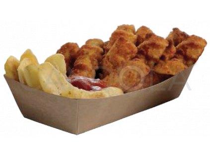H0703 H0704 H0714 street food paper tray papirova miska