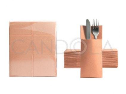 chic-soft-point-ubrousky-32-x-38-cm-peach-50-ks-52124-102