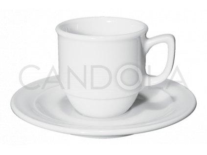 Belem stohovatelný šálek naespresso spodšálkem Belem 80ml