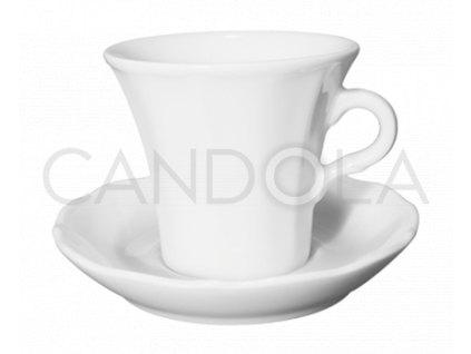 Claudia šálek naespresso spodšálkem Claudia 70ml