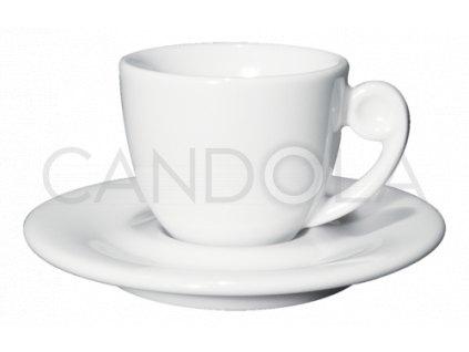 Aladino šálek na espresso spodšálkem Edex 70ml