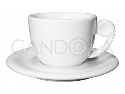 Aladino šálek nacappuccino spodšálkem Edex 190ml