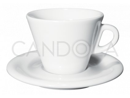 Degustazione Special šálek nacappuccino ačaj spodšálkem Edex 190ml