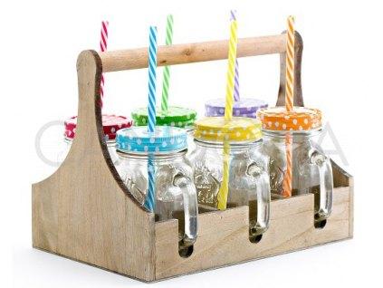 sklenice-s-vickem-brckem-stojanem-dreveny-stojan-se-sklenicemi-t3021
