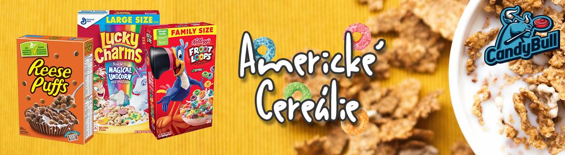 Americké cereálie