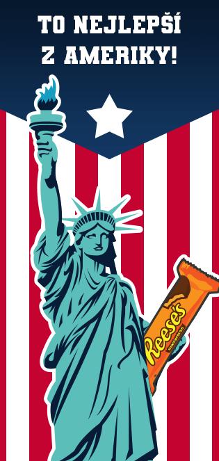 Nejlepší americké sladkosti