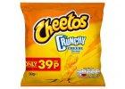 Chipsy a Krekry