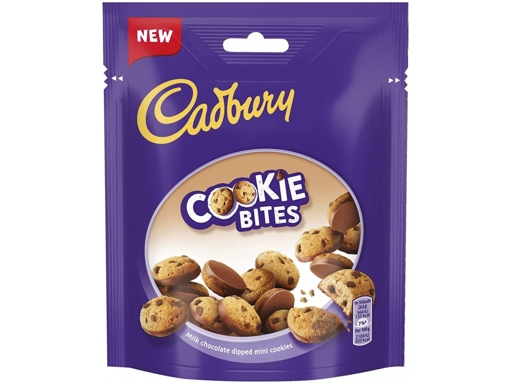Cadbury Cookie Bites Pouch