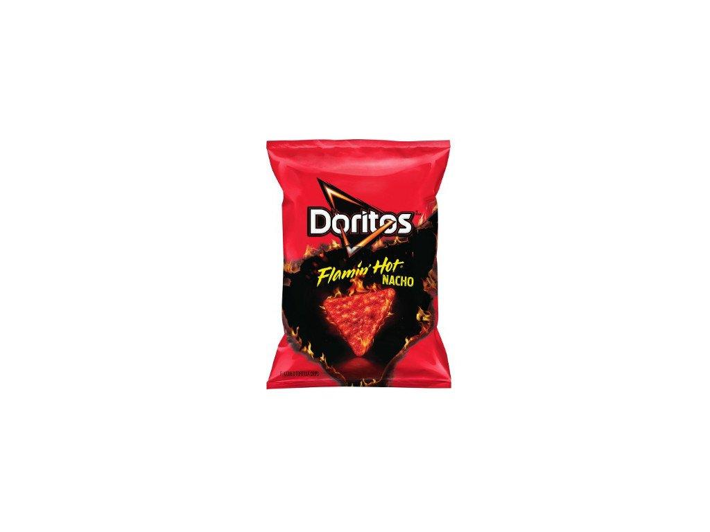 doritos flamin hot nachos