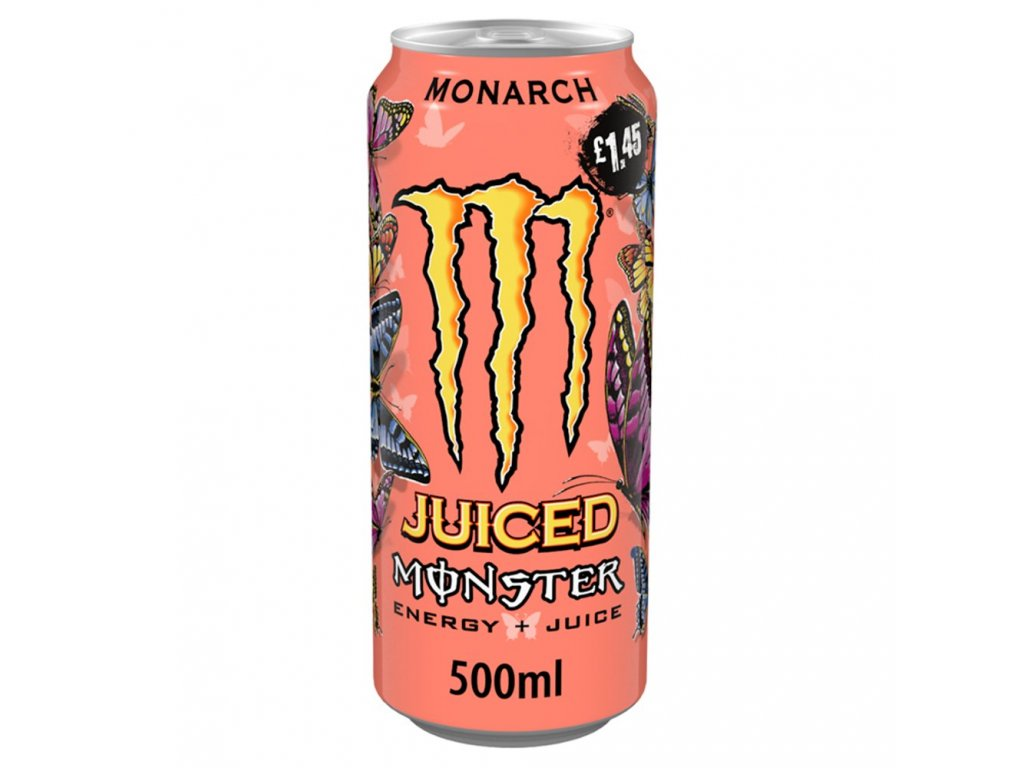 Monster Monarch 500ml UK