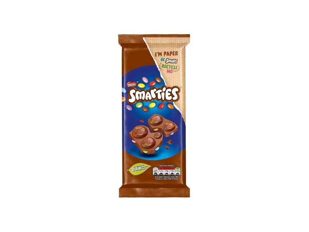 Nestle Smarties Milk 90g