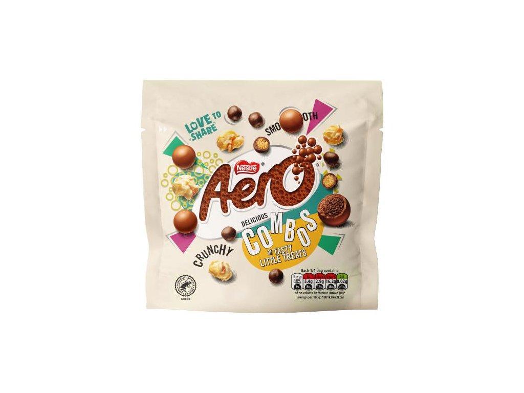 Nestle Aero Combos Pouch 125g