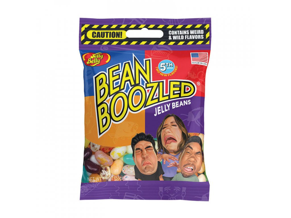 jelly belly bean boozled 54g 5th edition z1