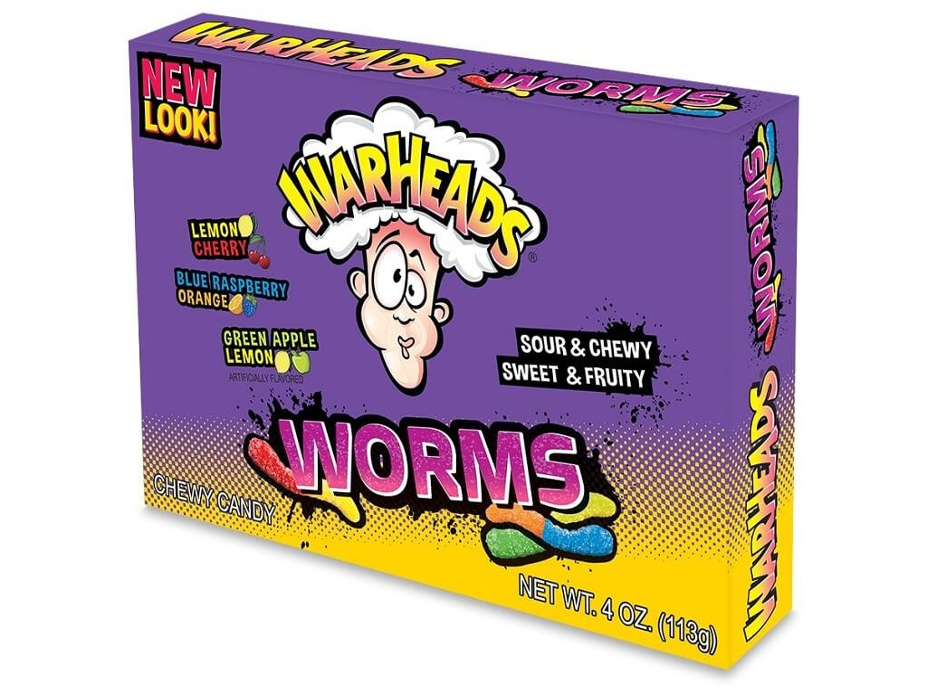 warheads worms 4oz