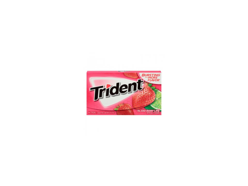 trident island berry lime 27g