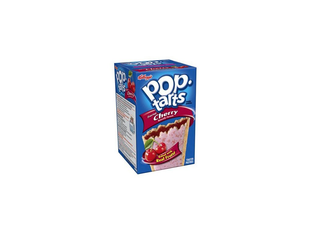kelloggs pop tarts frosted cherry