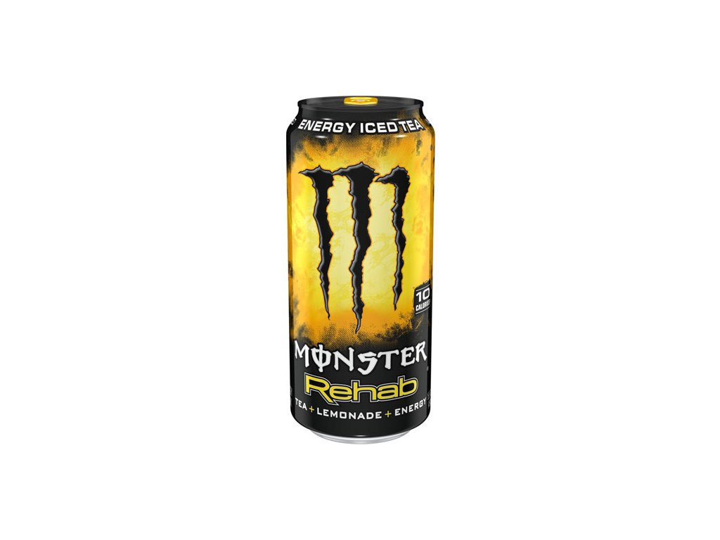 Monster Rehab Energy Lemonade Iced Tea 16 oz