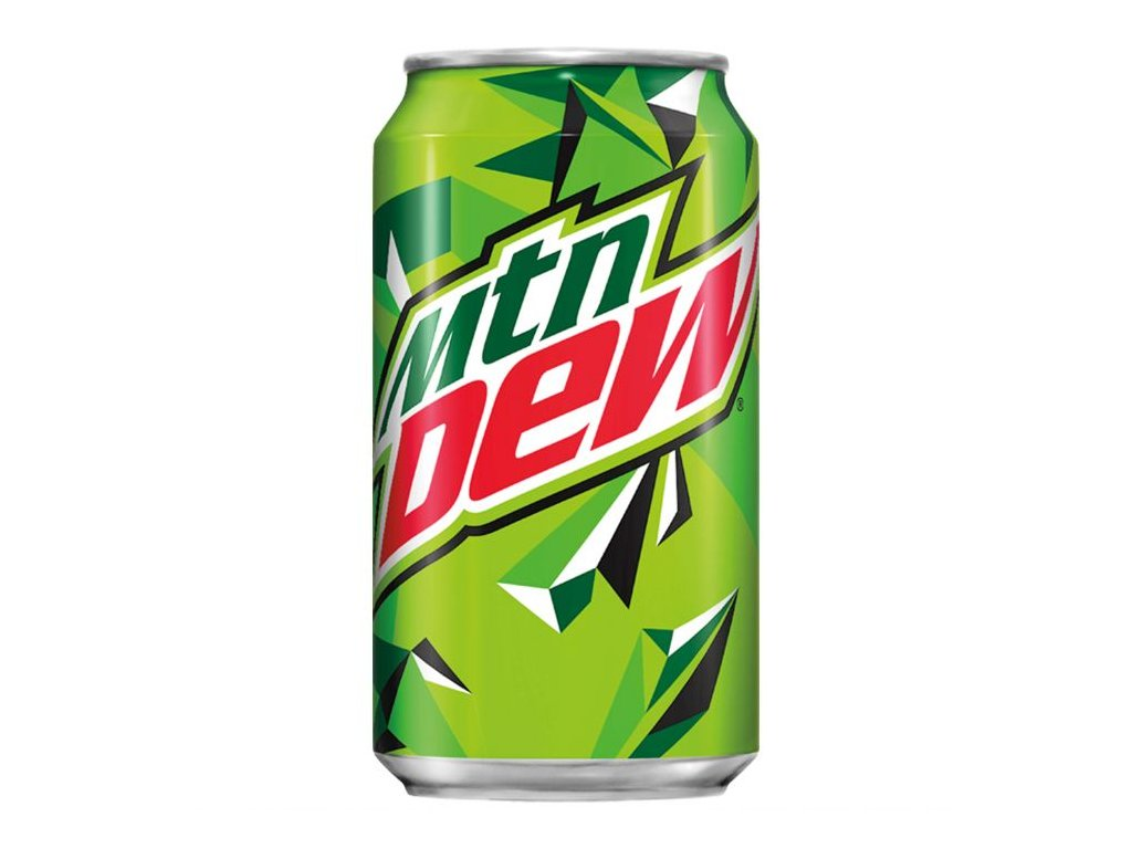 Mountain Dew Sugar Free 355ml