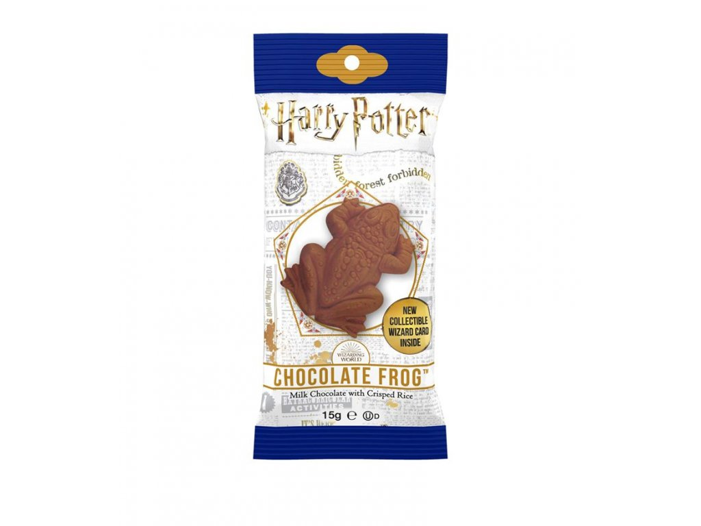 harry potter chocolate frog 15g 000000000005402482