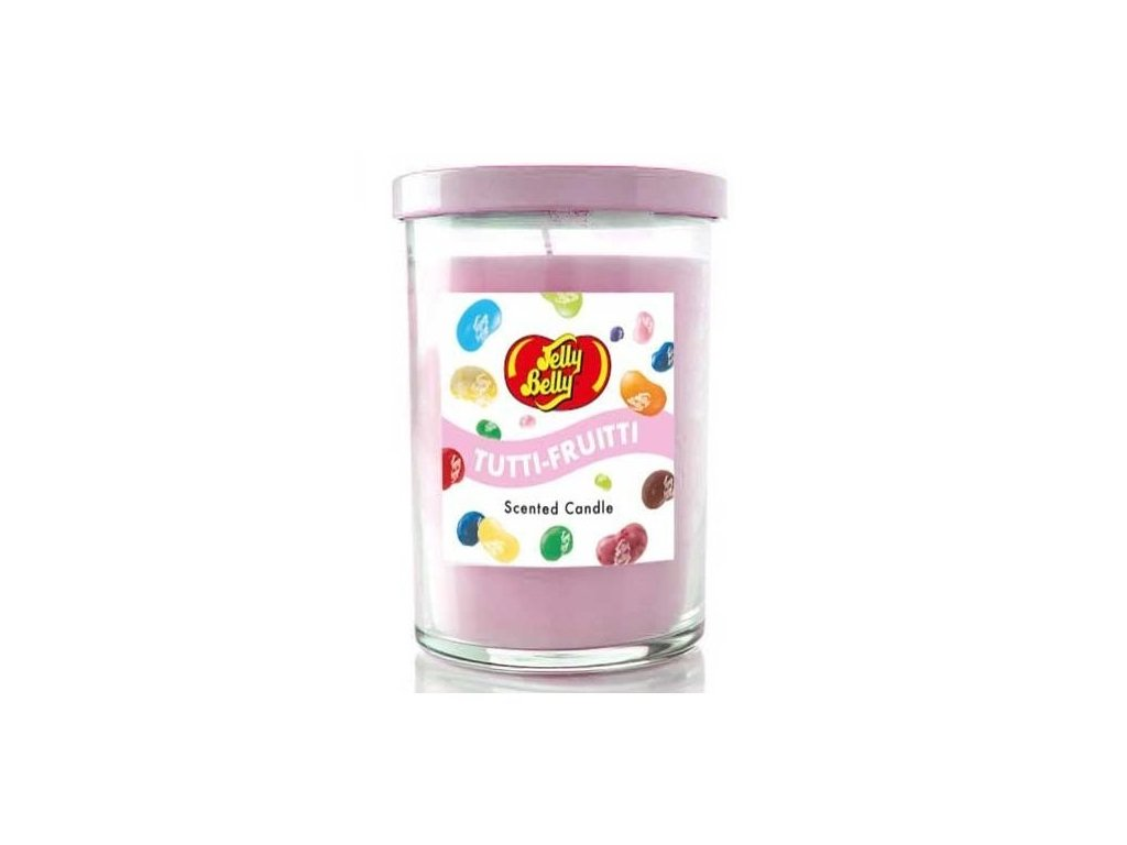 jelly belly jelly belly candle and lid pot tutti f