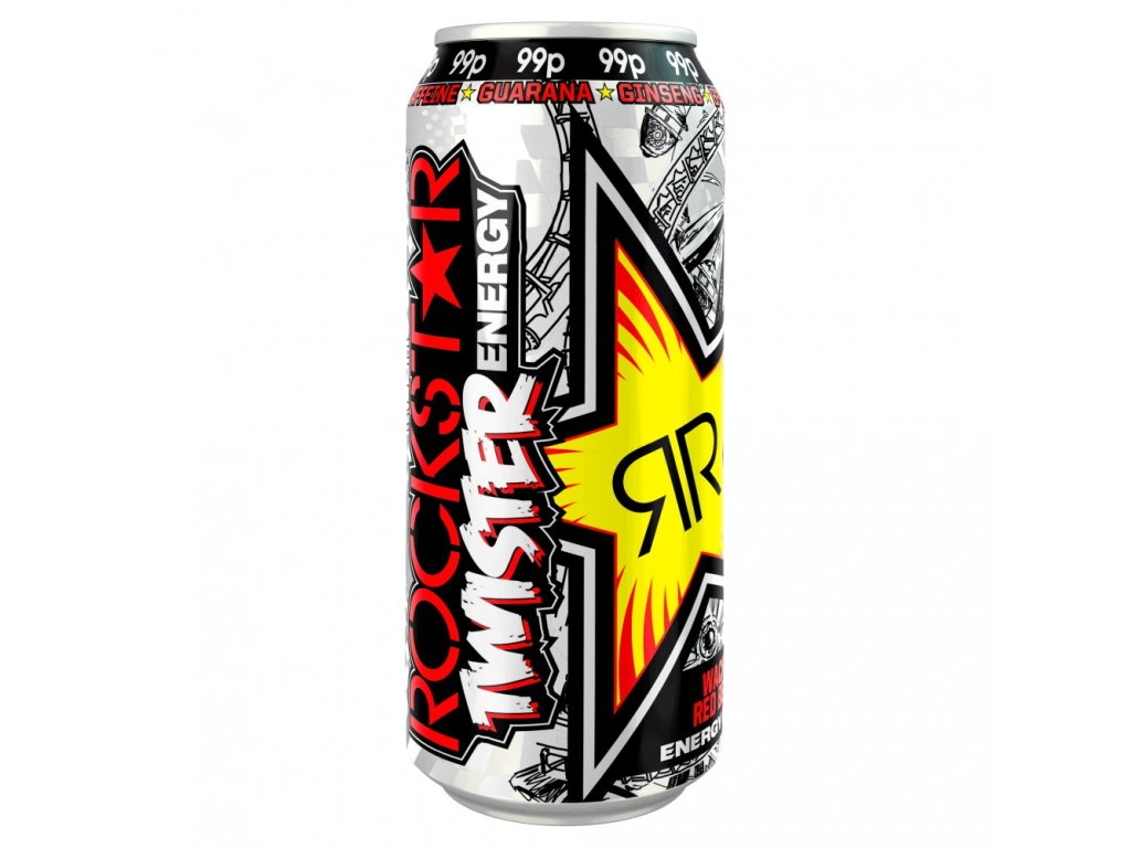 Rock Star Twister Waked Reb Berry 500ml