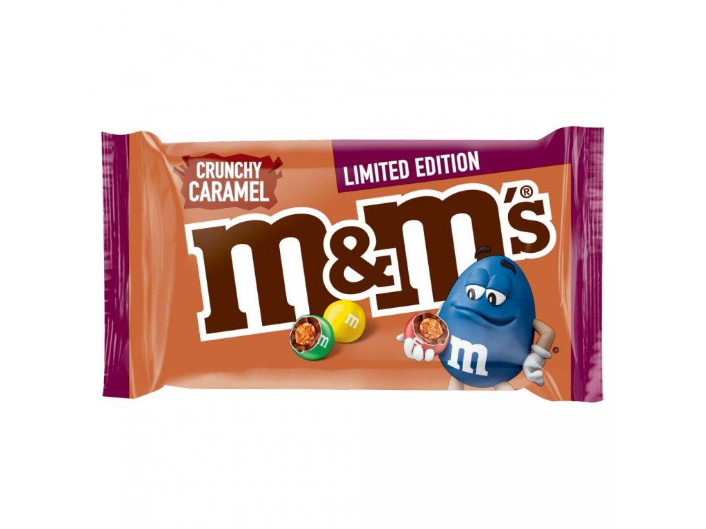 M&M Caramel Crunchy 36g
