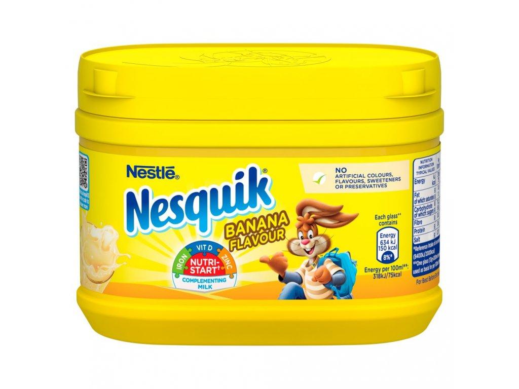 Nesquik Banana Milkshake Mix 300g