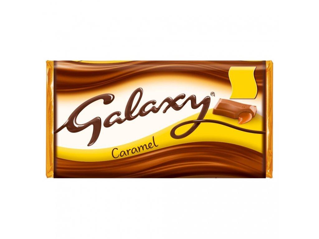 6533 galaxy velka karamelova cokolada 135g