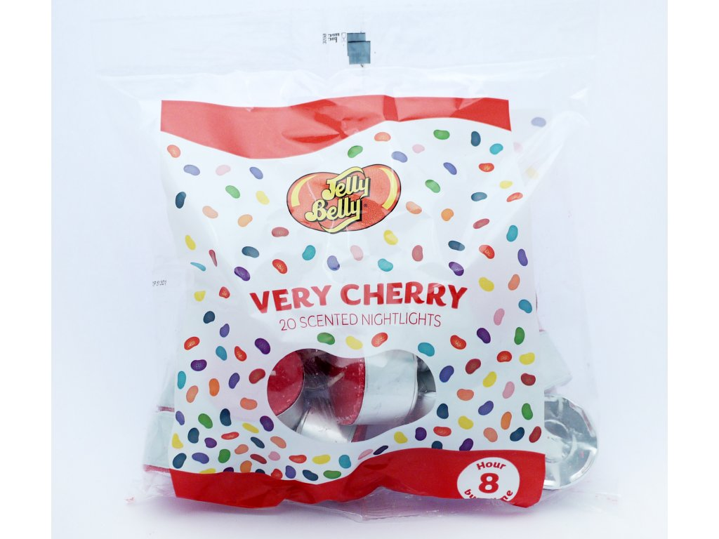 Jelly Belly Very Cherry Candles 20ks
