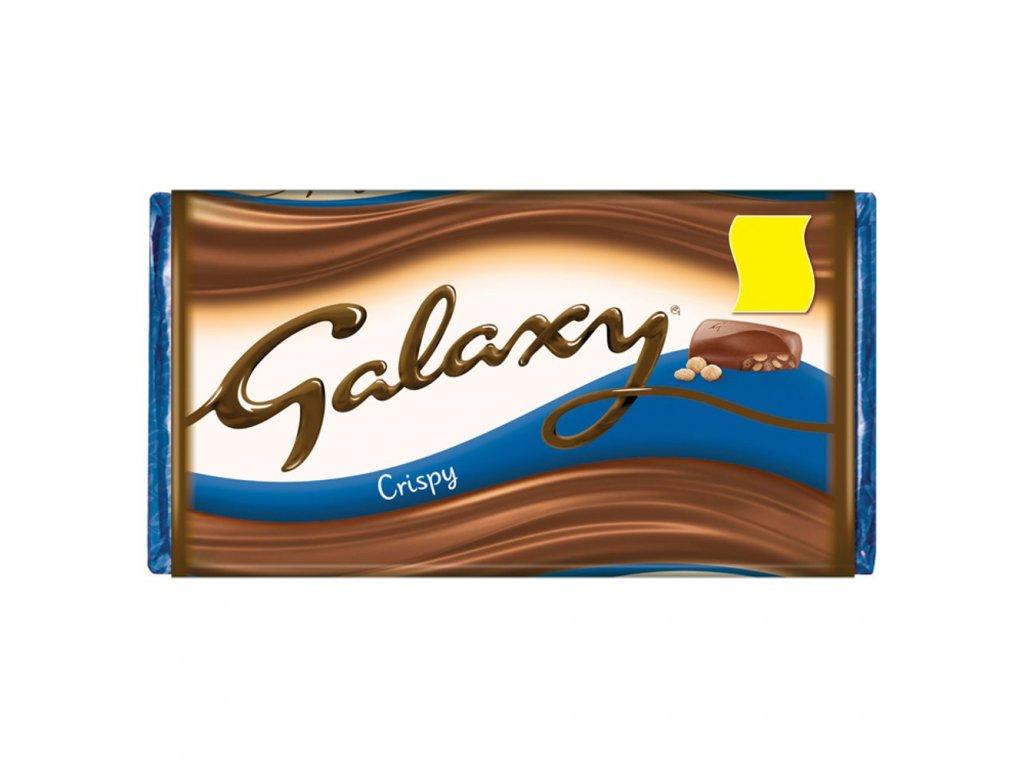 Galaxy Crispy Chocolate 102g