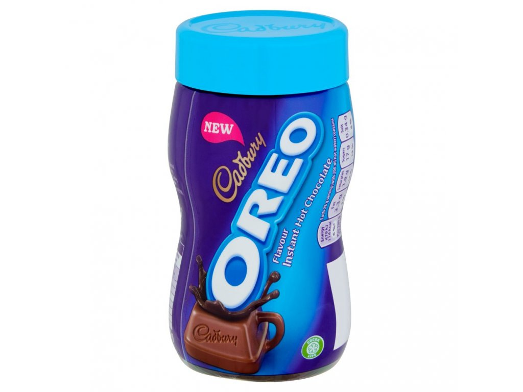 Oreo Instant Hot Chocolate 260g