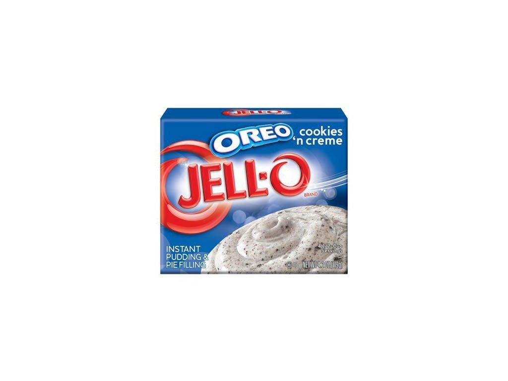 jello instant pudding oreo cookies n cream