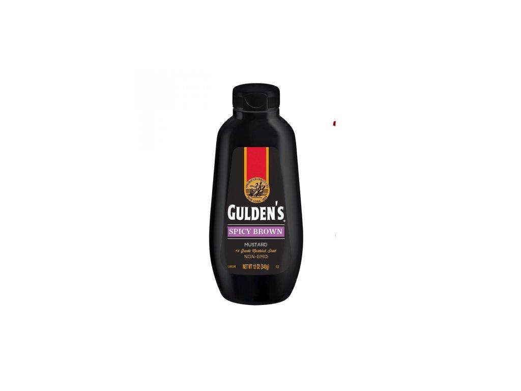 eng pm Guldens Spicy Brown Mustard 340g 4558 1