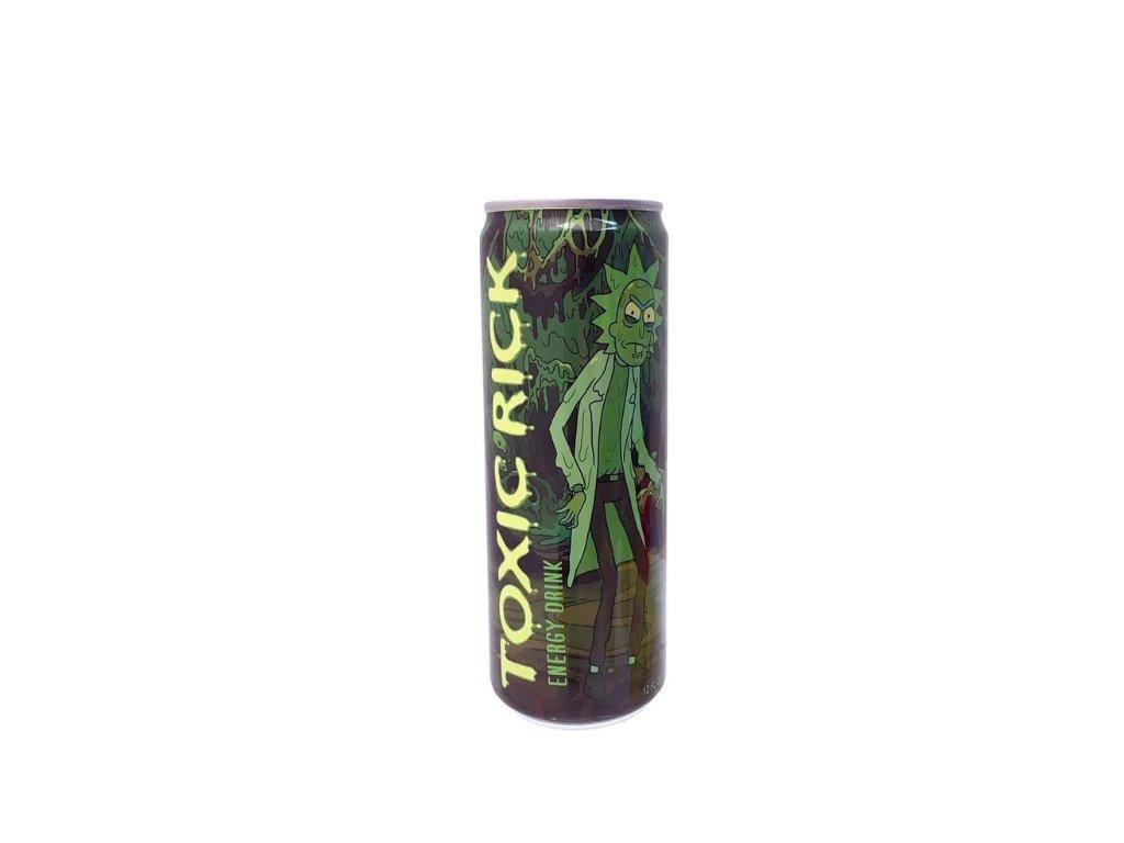 Boston America - Rick & Morty Toxic Rick Energy Drink 355ml