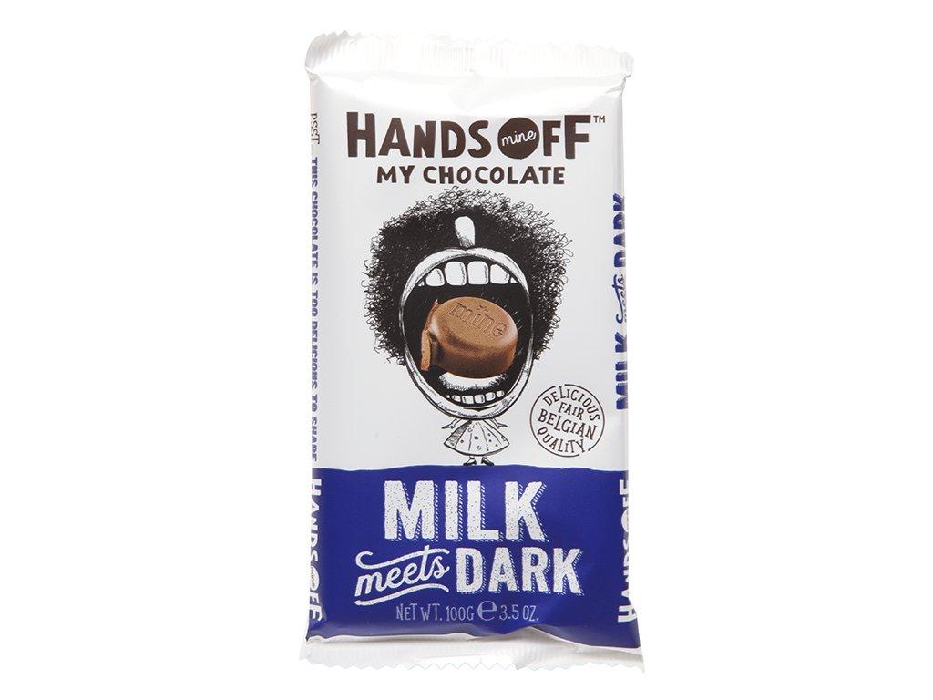 Hands Off My Chocolate Milk Meets Dark 1