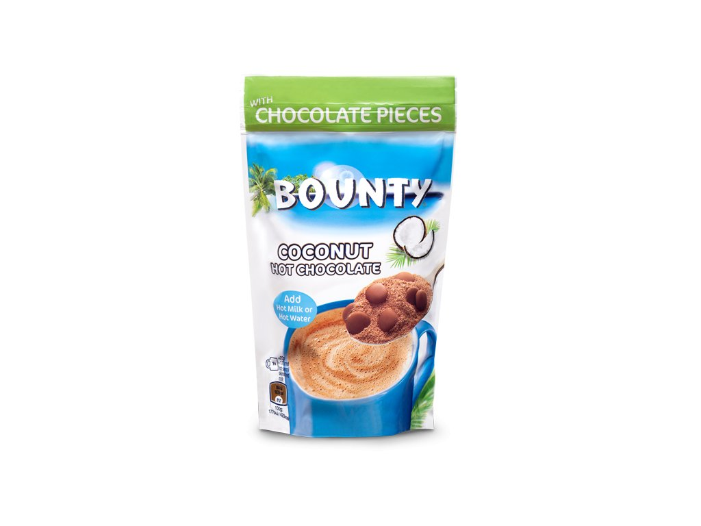 MARS Bounty Coconut Hot Chocolate 140g 13731 RGB Cien