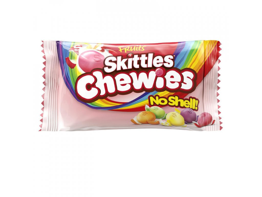 Skittles Fruits Chewies 45g z1
