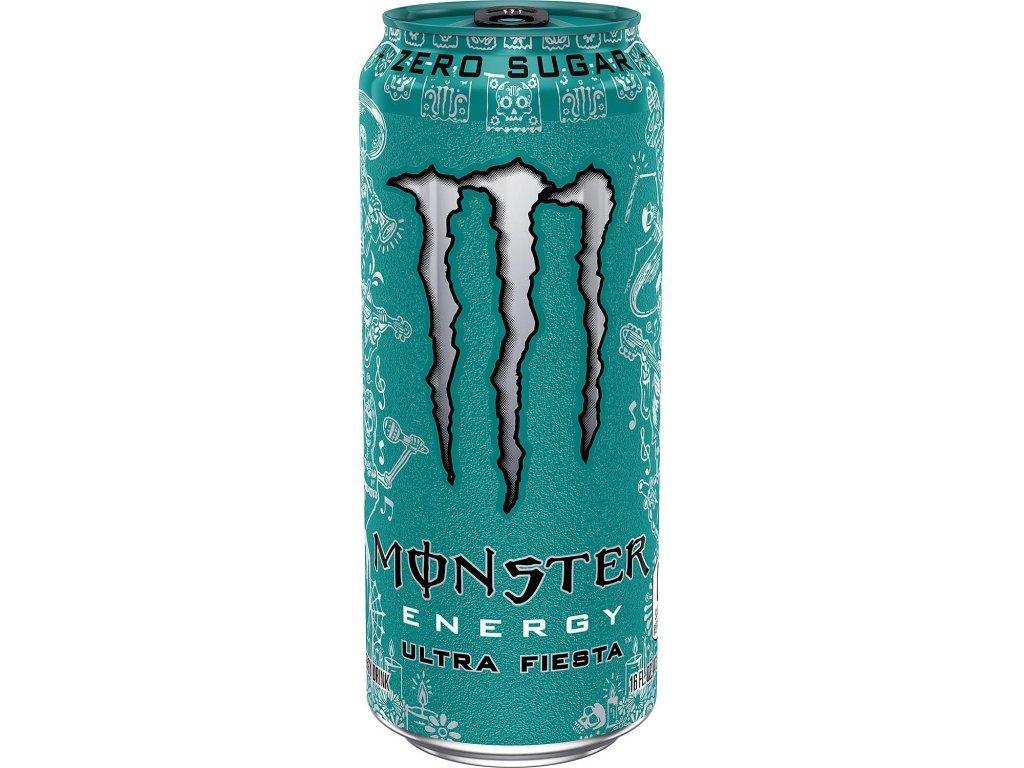 Monster Ultra Zero Fiesta 473ml