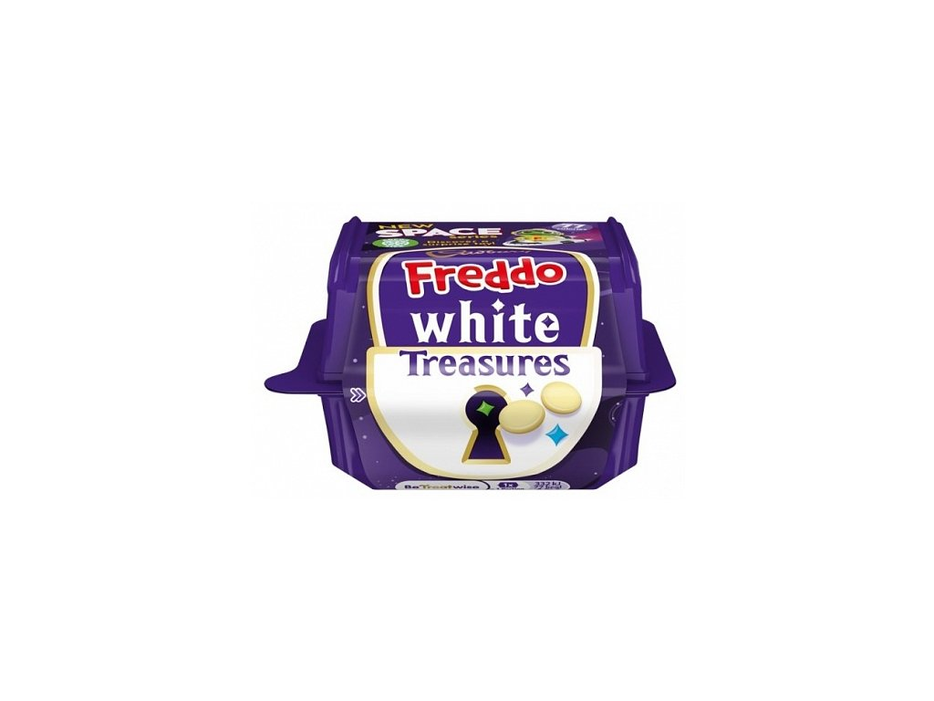 Cadbury Freddo Little White Treasures 14g