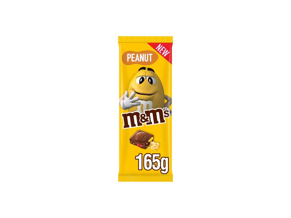 vyr 1707 M M s Choco Peanut 165g