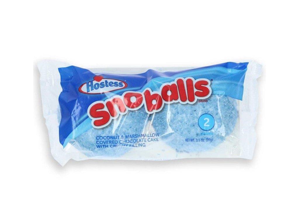 5549 hostess snoballs blue 99g