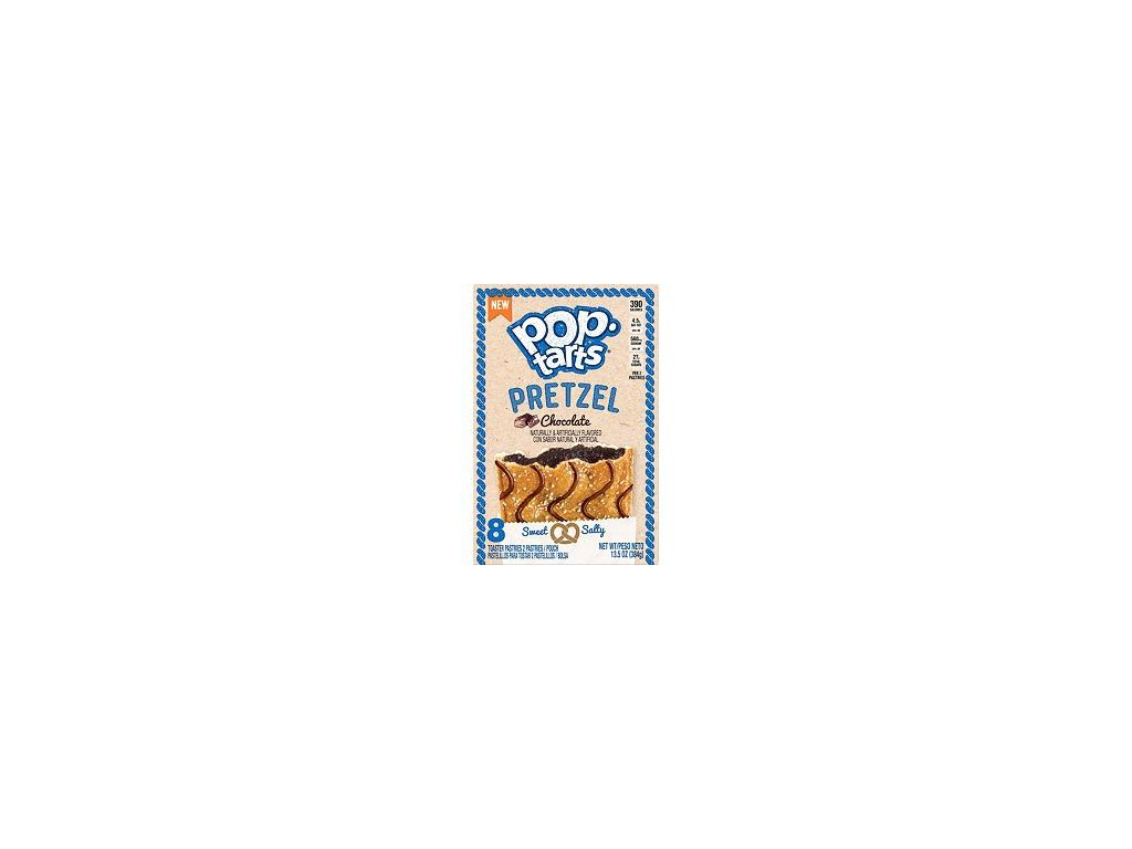 Pop Tarts Pretzel Cinnamon 384g