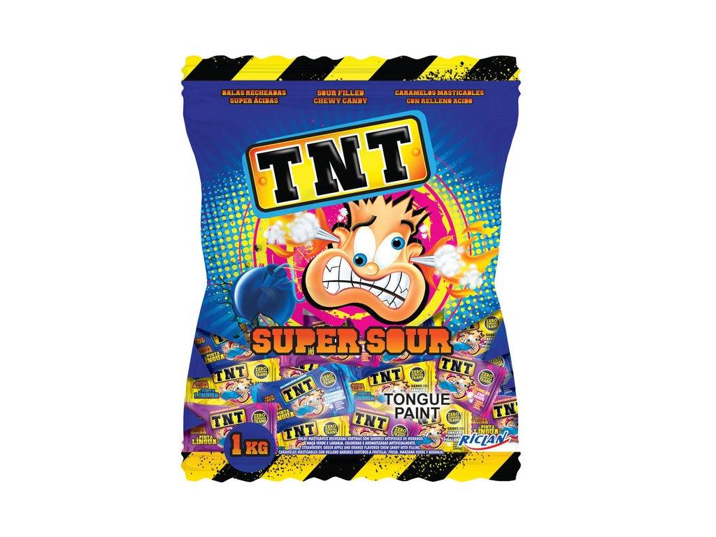 Super Sour Liquid Filled Chews Peg Bag 150g