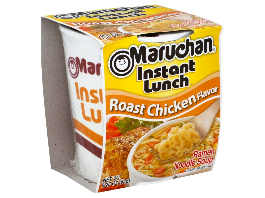 Maruchan Instant Lunch  Chicken 64g