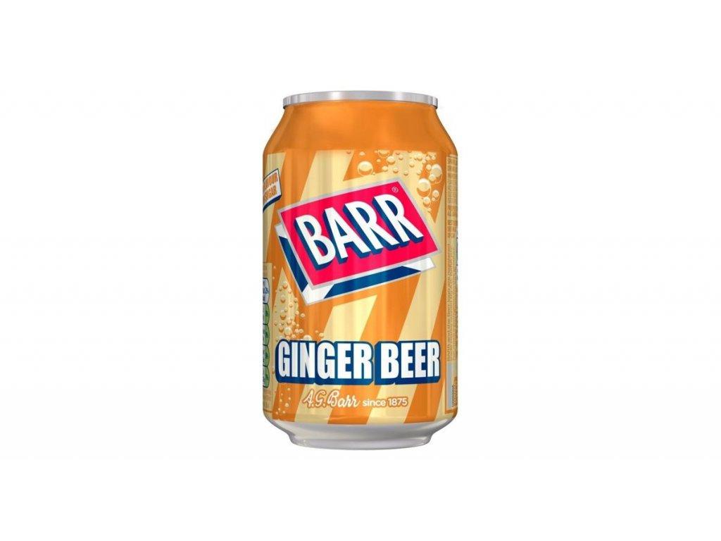 Barr Ginger Beer 330ml