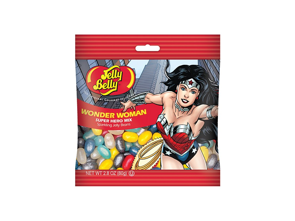 Jelly Belly 28oz Wonder Woman 125758 im