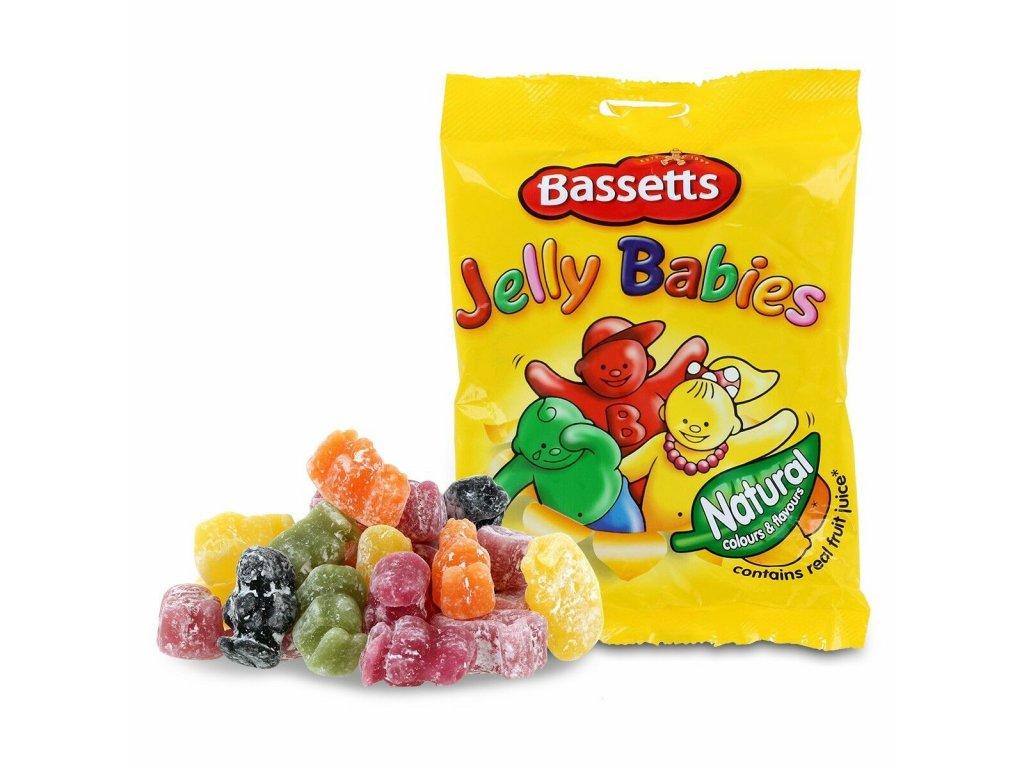 Bassett's Jelly Babies 160g
