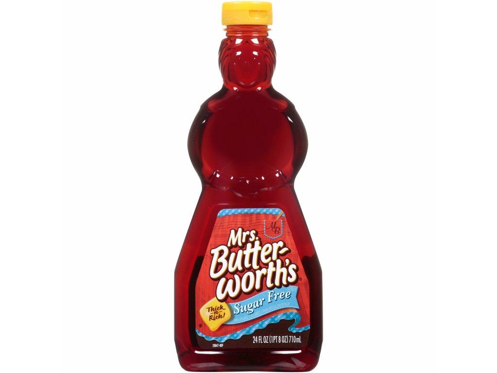 Mrs Butterworth Sugar Free Syrup 710ml